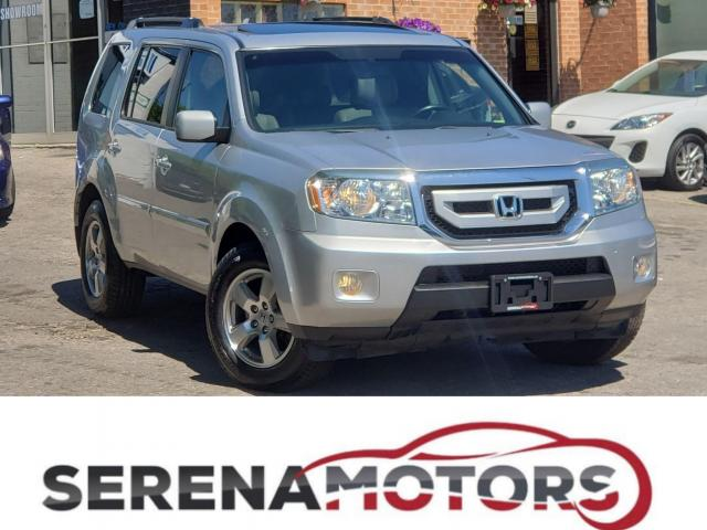 2010 Honda Pilot EX-L | 4WD | 8 PASSENGERS  | NO ACCIDENTS