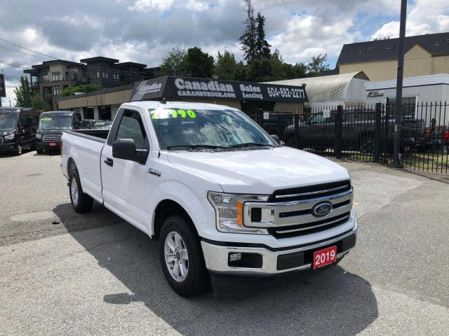 2019 Ford F-150 XLT 3.3L V6 290HP 6 SPD AUTO