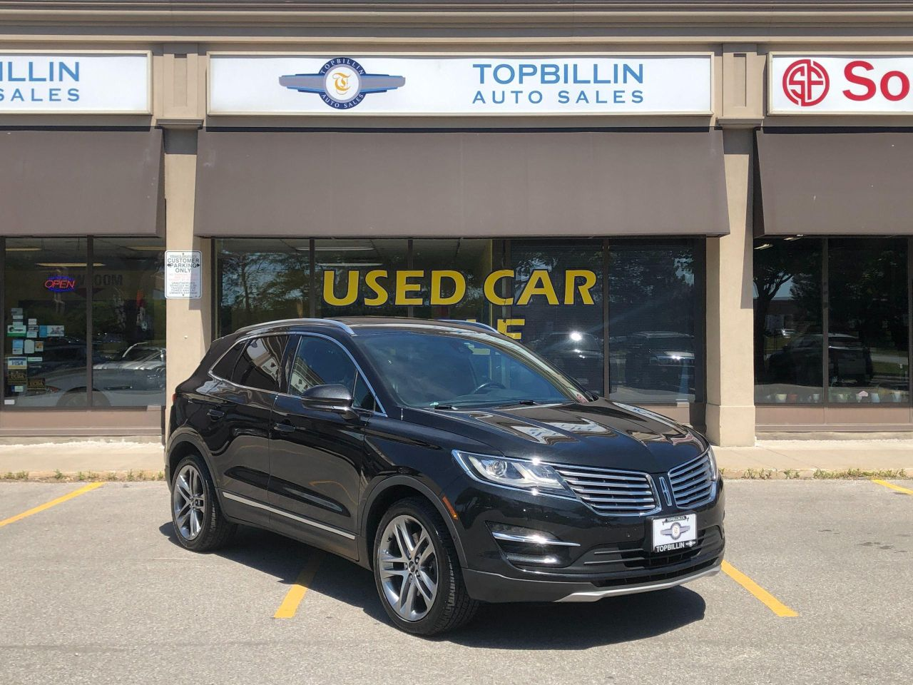 2015 Lincoln MKC Reverse 2.3 Eco, Fully Loaded