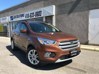 Used 2017 Ford Escape SE-NAVI-CAMERA for sale in Toronto, ON