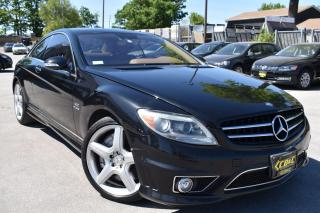 Used 2008 Mercedes-Benz CL65 AMG 6.0L for sale in Oakville, ON