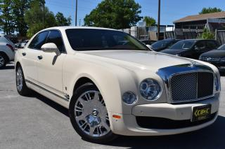 Used 2011 Bentley Mulsanne for sale in Oakville, ON
