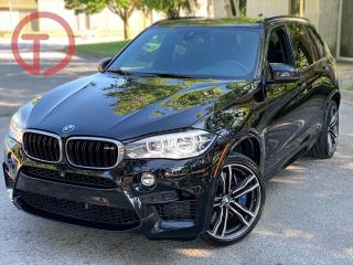 Used 2016 BMW X5 M 567HP for sale in Burlington, ON