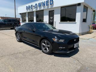 Used 2017 Ford Mustang V6 for sale in Brantford, ON