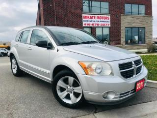 Used 2011 Dodge Caliber SXT for sale in Rexdale, ON