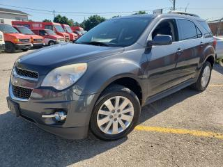Used 2010 Chevrolet Equinox 1LT for sale in Brampton, ON