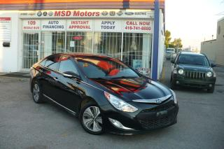 Used 2015 Hyundai Sonata Limited ACCIDENT FREE for sale in Toronto, ON