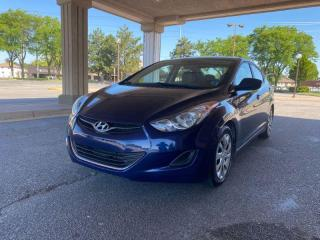 Used 2013 Hyundai Elantra for sale in Windsor, ON