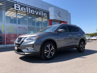 Used 2020 Nissan Rogue SV Tech PANORAMIC SUNROOF, NAVIGATION,PRO PILOT for sale in Belleville, ON
