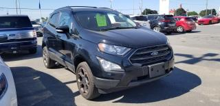 Used 2018 Ford EcoSport SES -  AWD,  AS LOW AS 2.9% FINANCING! for sale in Kingston, ON