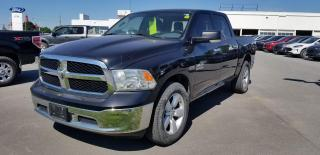 Used 2016 RAM 1500 4WD Crew Cab 140.5  SLT for sale in Kingston, ON