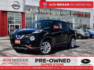 Used 2016 Nissan Juke SL   Navi   360 CAM   Heated Seats   Sunroof for sale in Richmond Hill, ON