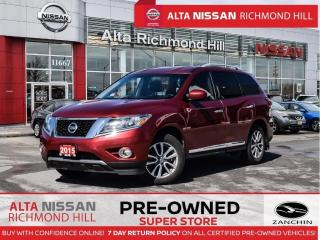 Used 2015 Nissan Pathfinder SL   Leather   Remte Strt   Blind Spot   Rear Heat for sale in Richmond Hill, ON