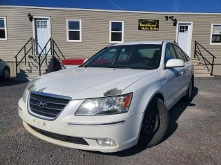 Used 2009 Hyundai Sonata GLS V6 for sale in Stittsville, ON