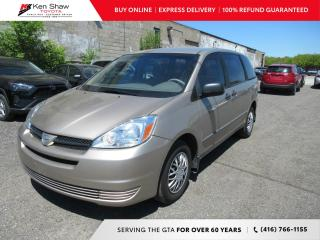 Used 2004 Toyota Sienna 7 PASSENGER for sale in Toronto, ON