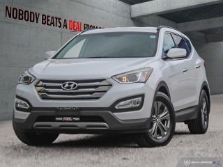 Used 2013 Hyundai Santa Fe FWD 4dr 2.0T Auto Premium for sale in Mississauga, ON