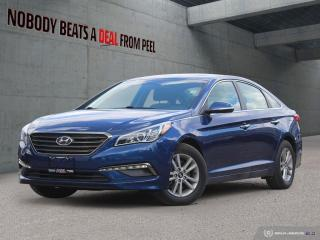 Used 2015 Hyundai Sonata 4dr Sdn 2.4L Auto GLS for sale in Mississauga, ON