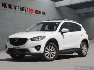Used 2014 Mazda CX-5 AWD 4dr Auto GS for sale in Mississauga, ON