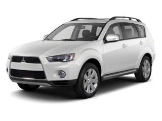 Used 2012 Mitsubishi Outlander 4WD 4dr ES for sale in Mississauga, ON