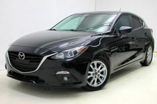 Used 2014 Mazda MAZDA3 GS Sport Hatchback *Garantie-145,000km *Toit/Roof for sale in Saint-Hubert, QC