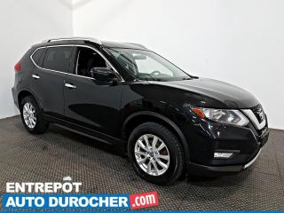 Used 2017 Nissan Rogue SV AWD AIR CLIMATISÉ - Sièges Chauffants for sale in Laval, QC