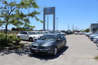 Used 2016 Volkswagen Jetta Sedan 1.8T Comfortline for sale in Whitby, ON