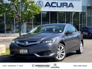 Used 2018 Acura ILX Tech 8DCT for sale in Markham, ON
