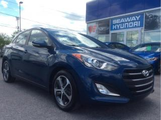 Used 2016 Hyundai Elantra GT GLS - Panoramic Sunroof - Bluetooth for sale in Cornwall, ON