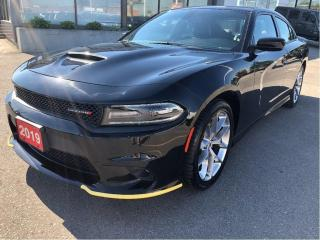 Used 2019 Dodge Charger GT Plus w/Leather, Sunroof, Navi, Remote Start, Pa for sale in Hamilton, ON