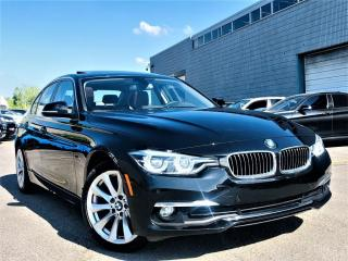 Used 2017 BMW 320i |XDRIVE|HEATED MEMORY SEATS|NAVIGATION|SUNROOF|REAR CAM for sale in Brampton, ON