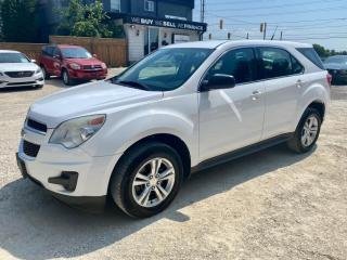 Used 2010 Chevrolet Equinox FWD 4dr LT, no accidents, bad credit accepted for sale in Halton Hills, ON