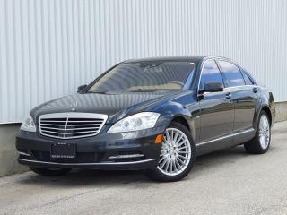 Used 2012 Mercedes-Benz S-Class S550 4MATIC LWB|NIGHT VISION|DISTRONIC for sale in Mississauga, ON