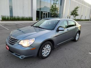 Used 2010 Chrysler Sebring 4dr Sdn LX for sale in Mississauga, ON
