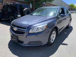 Used 2013 Chevrolet Malibu 4dr Sdn LT w/1LT for sale in North York, ON