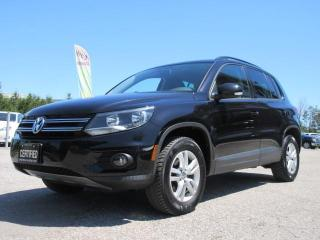 Used 2014 Volkswagen Tiguan Trendline / GOOD VW SERVICE HISTORY for sale in Newmarket, ON