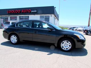 Used 2012 Nissan Altima 2.5 S PUSH TO START AUTO CERTIFIED 2YR WARRANTY for sale in Milton, ON