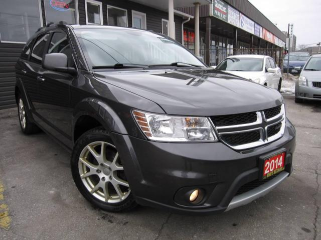 2014 Dodge Journey R/T AWD, LEATHER