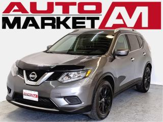 Used 2016 Nissan Rogue S CERTIFIED,Backup Camera,WE APPROVE ALL CREDIT for sale in Guelph, ON