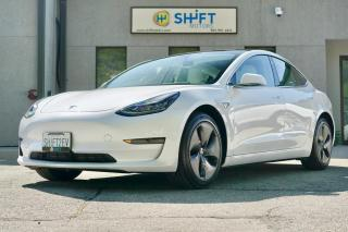 Used 2019 Tesla Model 3 LONG RANGE ALL WHEEL DRIVE AUTOPILOT 2, AERO, CARFAX CLEAN! for sale in Burlington, ON