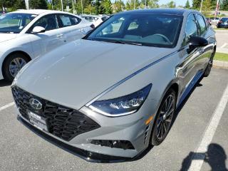 New 2020 Hyundai Sonata SPORT for sale in Surrey, BC