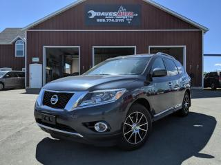 Used 2016 Nissan Pathfinder SL Leather! Heated seats! Back-up Camera! for sale in Dunnville, ON