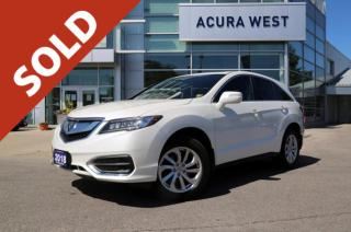 Used 2018 Acura RDX Tech AWD 7 year 160000km Acura Warranty for sale in London, ON