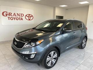 Used 2014 Kia Sportage EX AWD Luxury Package for sale in Grand Falls-Windsor, NL