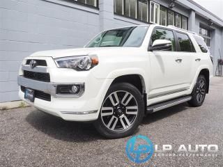 Used 2016 Toyota 4Runner LIMITED 7 PASSENGER for sale in Richmond, BC