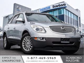 Used 2010 Buick Enclave COME WITH SAFETY|AWD|7 PASSENGERS for sale in Scarborough, ON