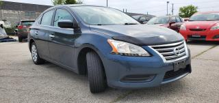 Used 2013 Nissan Sentra 1 OWNER|CLEAN CARFAX|AUTO for sale in Scarborough, ON