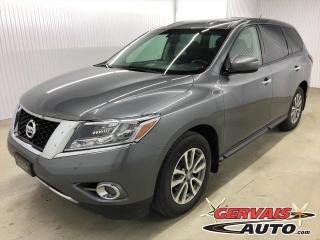 Used 2016 Nissan Pathfinder S MAGS 7 PASSAGERS for sale in Trois-Rivières, QC