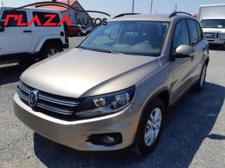 Used 2015 Volkswagen Tiguan 4MOTION 4dr Auto Trendline for sale in Beauport, QC