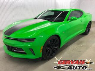 Used 2017 Chevrolet Camaro 1LT RS MAGS CAMÉRA DE RECUL for sale in Shawinigan, QC