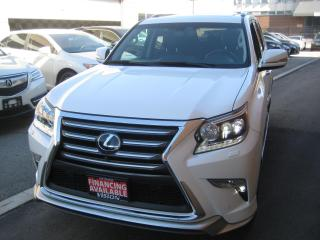 Used 2017 Lexus GX 460 4WD TECHNOLOGY PKG/ONE OWNER/NO CLAIMS for sale in North York, ON